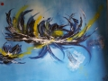 Ke 128 2015.11 abstrakte Wasserlilie