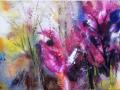 Feuerblumen 60 x 40 cm B2004