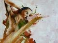 Nr. 280 Acrylmalerei auf Leinwand ( 70x70 cm )