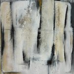 Acrylmalerei abstrakt Bättig