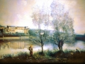 Ville d%u2019Avray (Kopie nach Camille Corot)