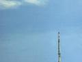 Auf dem Weg zum Mond, Acryl, 70x50cm
