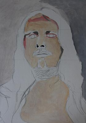 Wie Malt Man Ein Portrait Mit ölfarbe Artina Magazin
