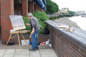 Beliebt Gemälde in Ölfarben selber richtig reinigen | ARTINA Magazin HR68