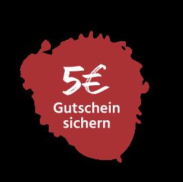 5€ Newsletter Gutschein