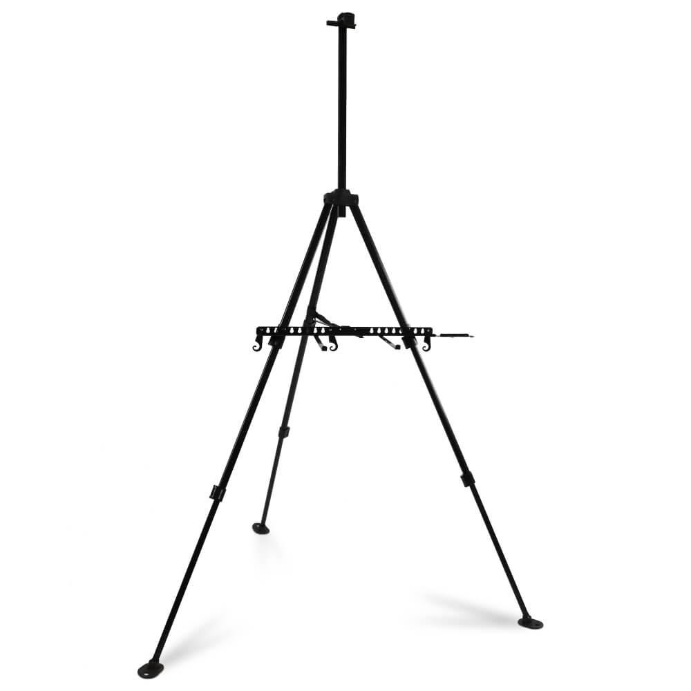 Artina Aluminium-Staffelei Paris Teleskop Feldstaffelei Tischstaffelei
